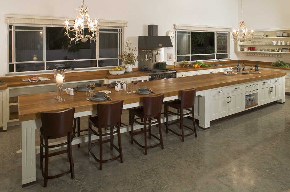 Examples of luxury kitchens